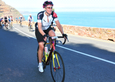 CB director to take part in epic cycle challenge